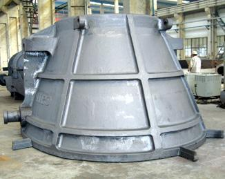 Cast Carbon Steel Slag Pot pictures & photos