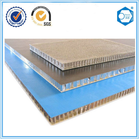 Beecore Aluminum Honeycomb Composite Panels pictures & photos
