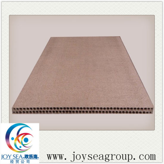 1220*2440*30mm Hollow Core Chipboard for Door with High Quality pictures & photos