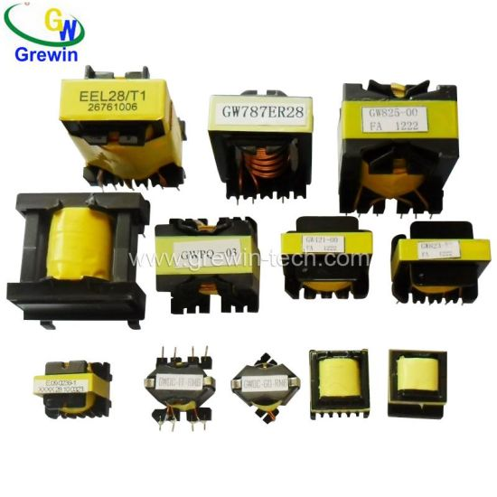 PCB Mounting Transformer Voltage Ferrite Electronic Transformer for Switching