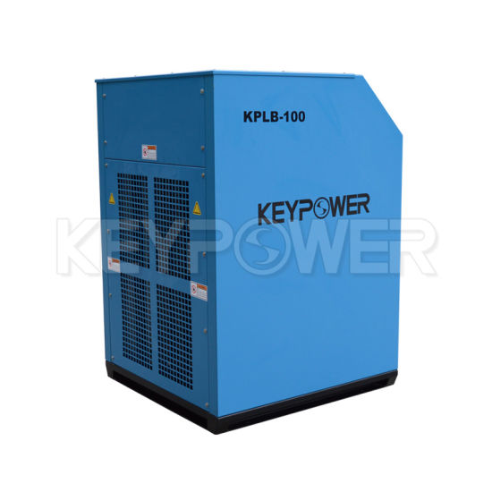 100kw Blue Color Resistive Load Bank for Generator Rental Testing pictures & photos