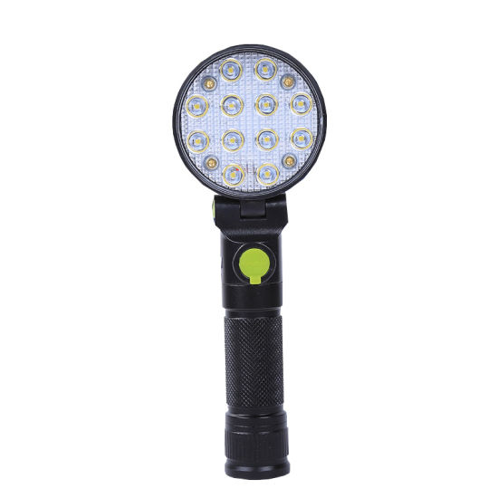 Fcar Magnetic Red Blue LED in One Portable COB Floodlight