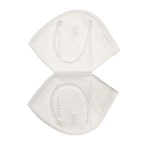 Custom KN95 Anti-Dust Disposable 5 Layer Face Mask