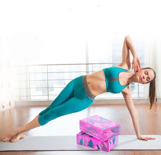 China Lightweight Versatile Fitness Improve Your Poses And Flexibility Blocks Eva Foam Training Exercise Yoga Bricks China Yoga Bricks And Exercise Yoga Bricks Price