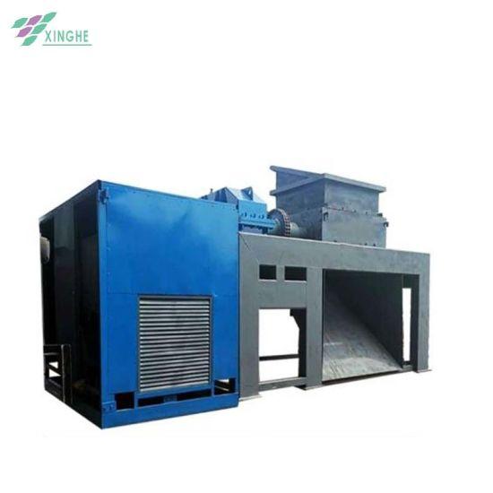 Automatic High Efficiency Metal Waste Shredding Machine
