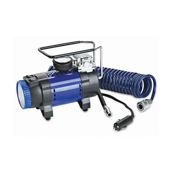 Electric Portable Tire Inflator Pump Car Air Compressor