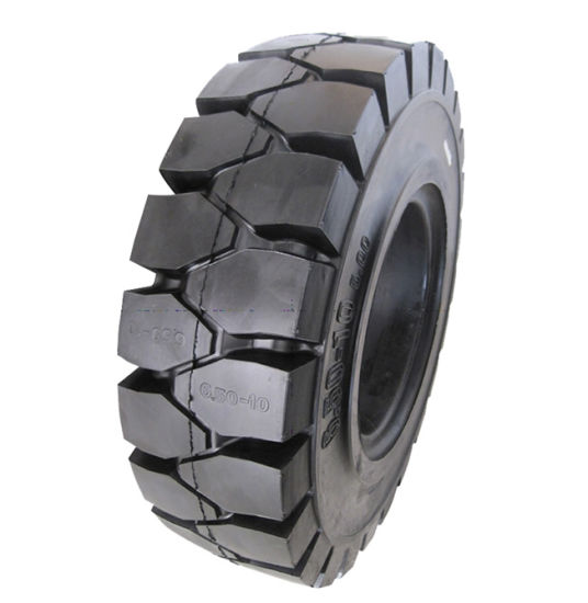 Forklift Solid Tire 9.00-20, 10.00-20, 11.00-20, 12.00-20 12.00-24 pictures & photos