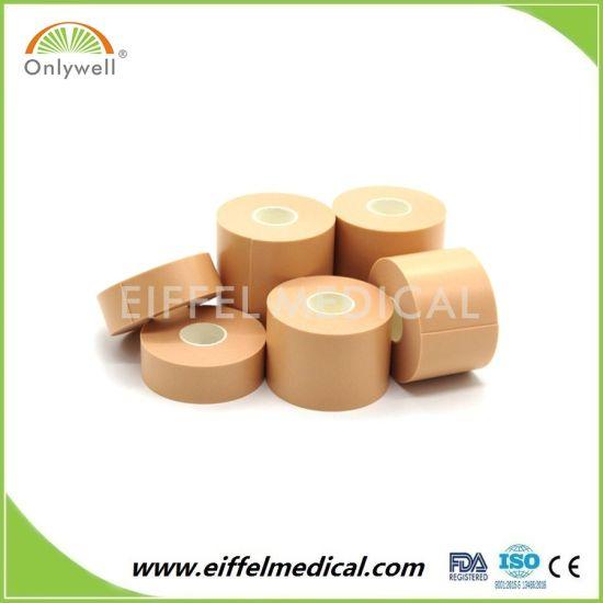Waterproof Skin Color Porous Foam Adhesive Sport Tape