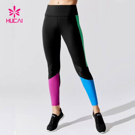 Wholesale Sports Wear Women Compression Yoga Pants