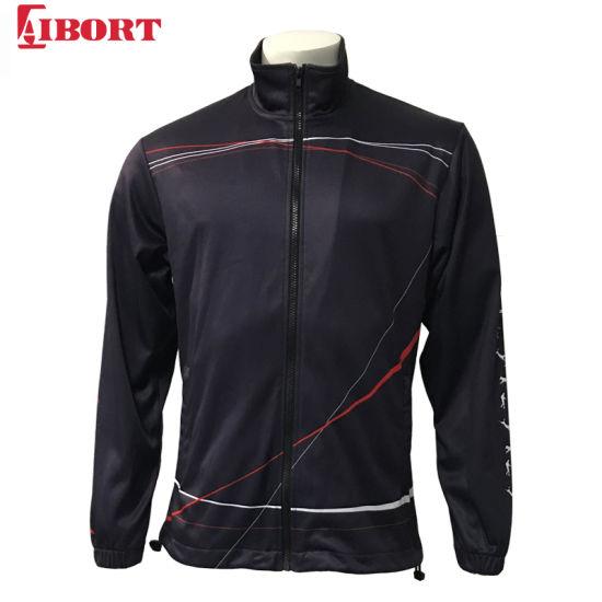 Aibort Classic Polyester Spandex Custom Softshell Soft Shell Jacket Men for Man