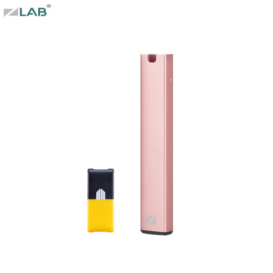 Zlab Pink Color 250mAh Mini Pod Vaporizer Pen Batteries 1.0ml Pods E Cig pictures & photos