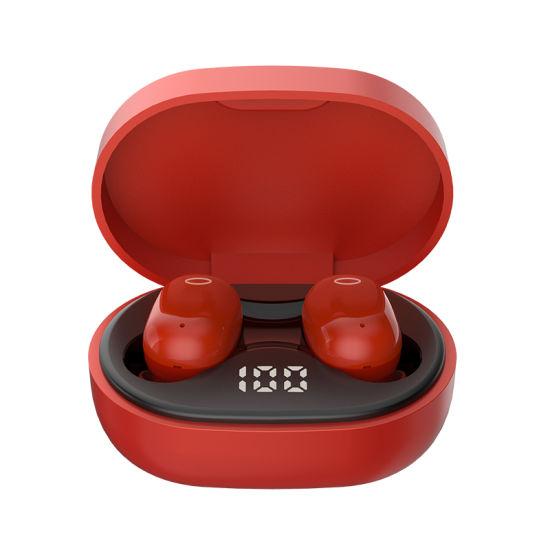 2021 Newly Arrival Black V5.0 Wireless Bluetooth Earphone