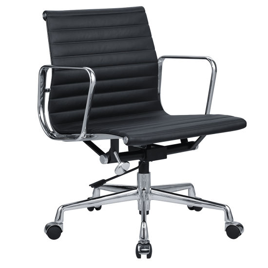 Middle Back Thin Pad Ea 117 Office Guest Chair