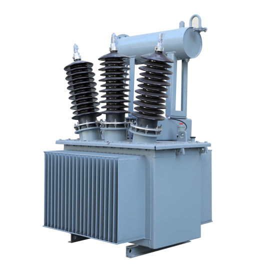315kVA 35kv Power Transformer in Oil Way with ISO Certificate.