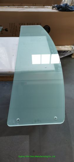 Tempered Frosted Glass for Furniture Appliance