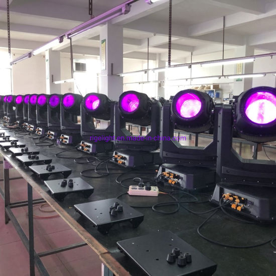 New 371W Waterproof Outdoor Disco Stage Party Beam Moving Head Light for Event Show