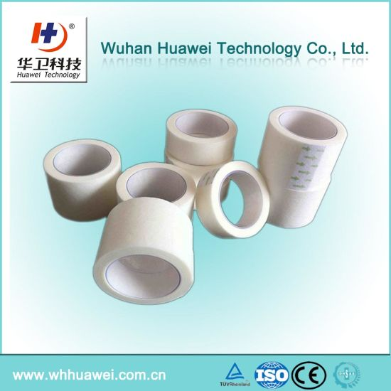 Surgical Adhesive Plaster Non Woven Micropore Paper Tape