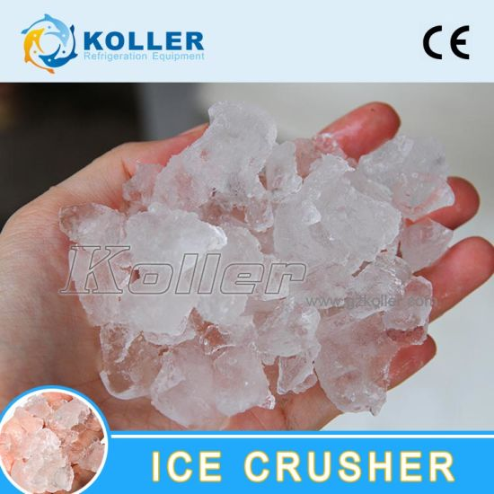 Portable Ice Tubes/Cubes Crusher Maker for Sale