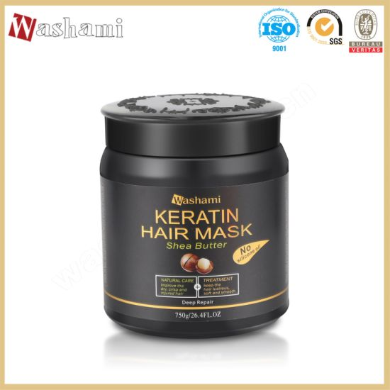 Washami 750g Professional Shea Butter Keratin Hair Treatment