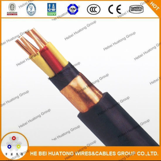 China 600V Type Tc Control Cable 5*14AWG Xhhw/PVC Type Industrial ...