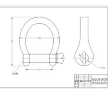 Hot DIP Galvanized Ball Head Ring pictures & photos