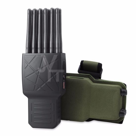 Jyt-1260 12 Bands All-in-One Portable Hand-Heldsignal Jammer pictures & photos