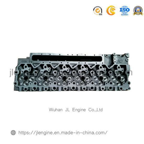 Isle8.9 T375 Engine Spare Parts Cylinder Head OEM 4942139 5259423