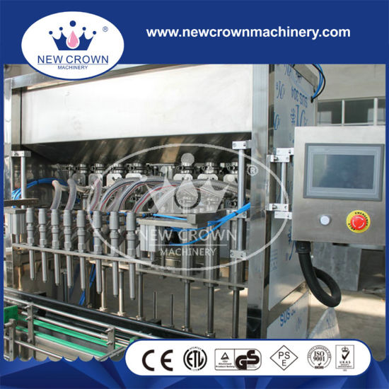 Low Price Automatic Cream Filling Machine Hot Sale pictures & photos