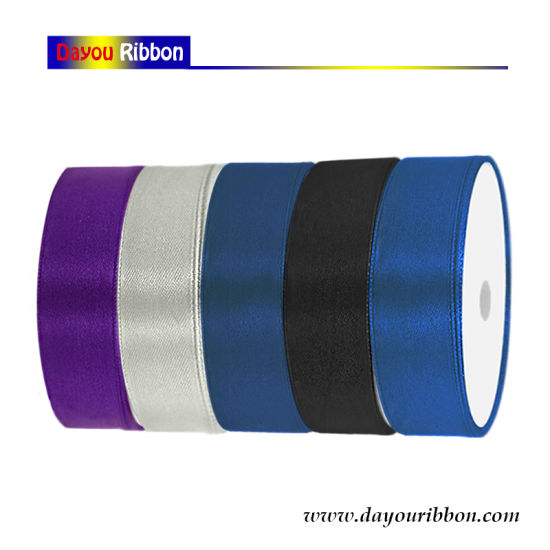 20mm Wholesale Satin Ribbon Custom Silk Ribbon for Holiday/Home/Wedding/Garden/Party Decoration-071044