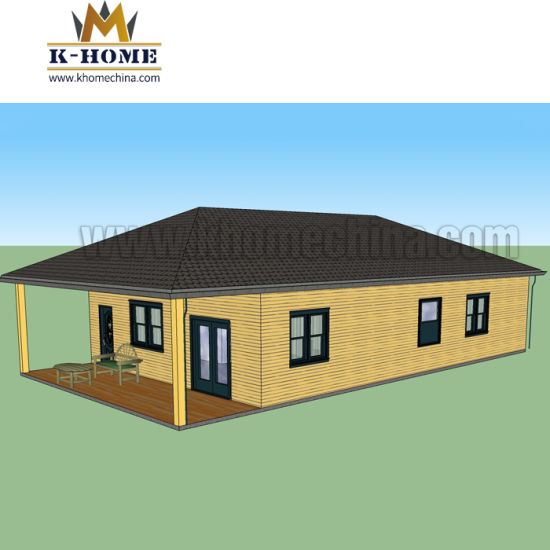 Steel Structure Prefabricated Camp House Building Material