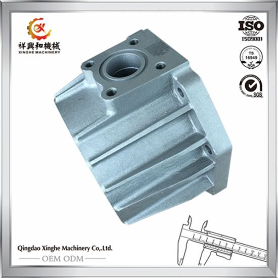 OEM ODM Aluminium Aluminum Sand Casting Machine Cast Parts pictures & photos