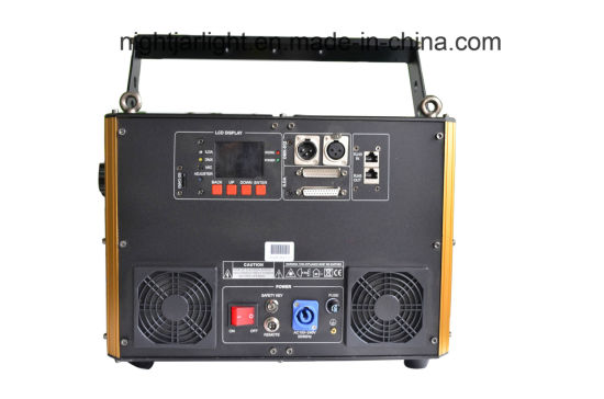 Nj-Las5w RGB 5W Animation Laser Light for DJ Stage pictures & photos