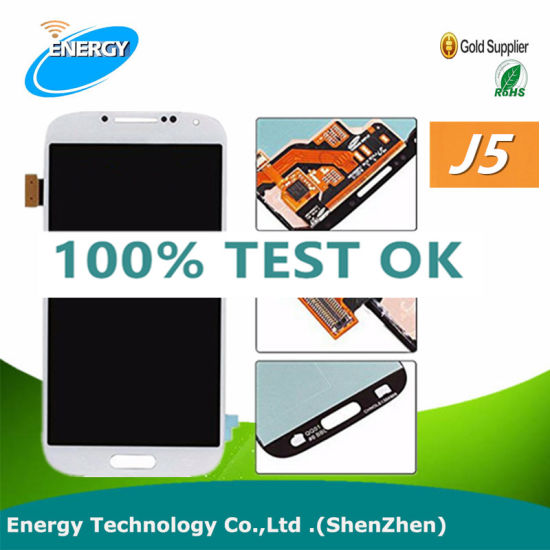 Made in China LCD for Samsung J5 J500 LCD Touch Display