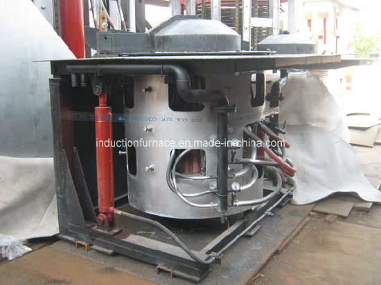 Stainless Steel Melting Machine Induction Furnac Oven