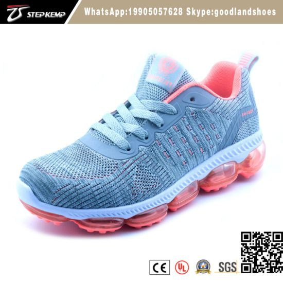 New Trend Outdoor Athletic Air Cushion Sport Shoes Running Shoes Lady Sneakers Gym Shoes Exr-2229