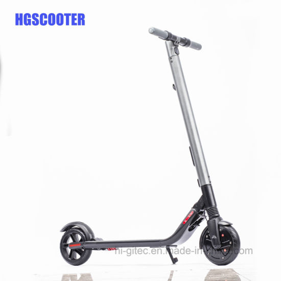 "China Manufacture Cheap Ninebot Es2 8"" Wheel Electric Scooter Hg-S9"
