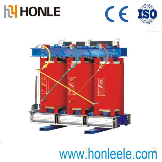 2017 Electrical Transformers Types for Epoxy Resin Casting Dry-Type Power Transformer Class 6-10kv