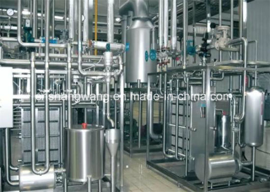 Turn-Key Cultured Milk Production Line pictures & photos