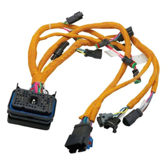 Motorcycle Replacement Wire Wiring Harness embly for Motor Accessories on