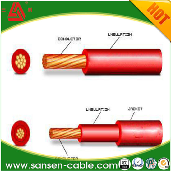 QVR PVC Auto Cable, Low Voltage Car Cable for Automotive Used Which Wiring Is Used For Low Voltage on
