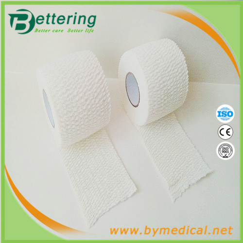 Easy Hand Tear Cotton Elastic Sports Strapping Tape pictures & photos