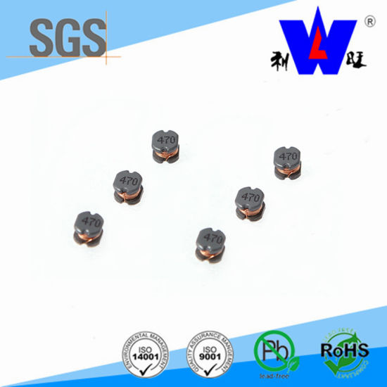 China 47uh Cdrh SMD Power Inductors with RoHS - China Inductor, SMD
