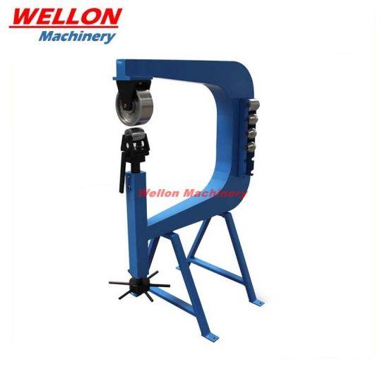 Sheet Metal English Wheel Machine F1.5X700 English Wheel Roll Forming Machine