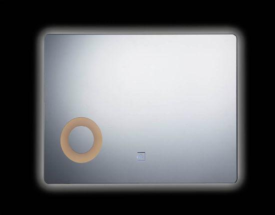 Wall Mounted Espejos LED Light Wash Basin Mirror Smart Touch Sensor Switch LED Mirror