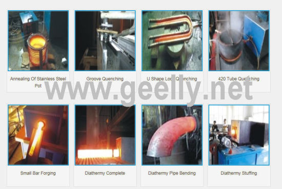 Factory Selling Top Quality Induction Quenching Machine for Gear and Shaft Quenching pictures & photos