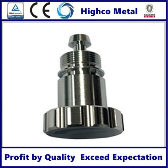 Stainless Steel Machine Parts for Electronic Instrument