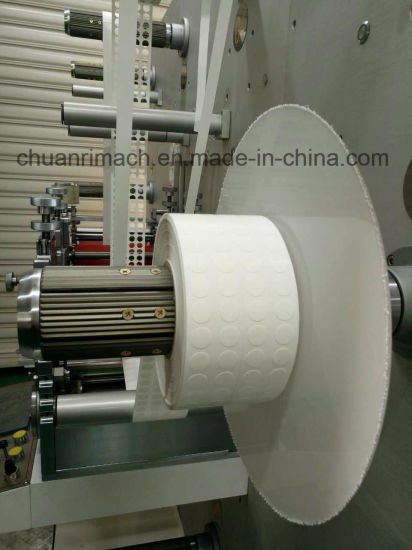 Double-Sided Adhesive, Plastic Adhesive, Self-Adhesive Labels, Foil, Film, Foam Rotary Die-Cuttting Machine pictures & photos