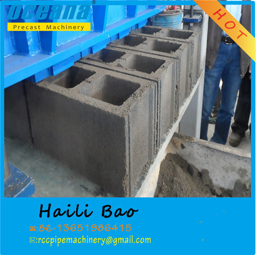 Factory Price Concrete Block Machine /Concrete Block Production Line From Oceana pictures & photos