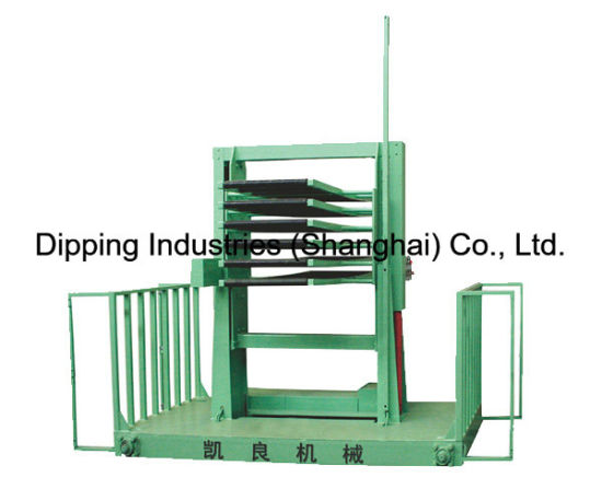 PVC Production Line Loading and Unloading System pictures & photos