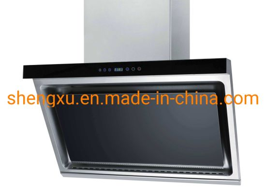 Kitchen Range Hood with Touch Switch Ce Approval (CXW-238GD)